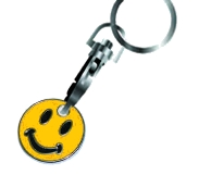 Put Your Trolley Token on your Keyring